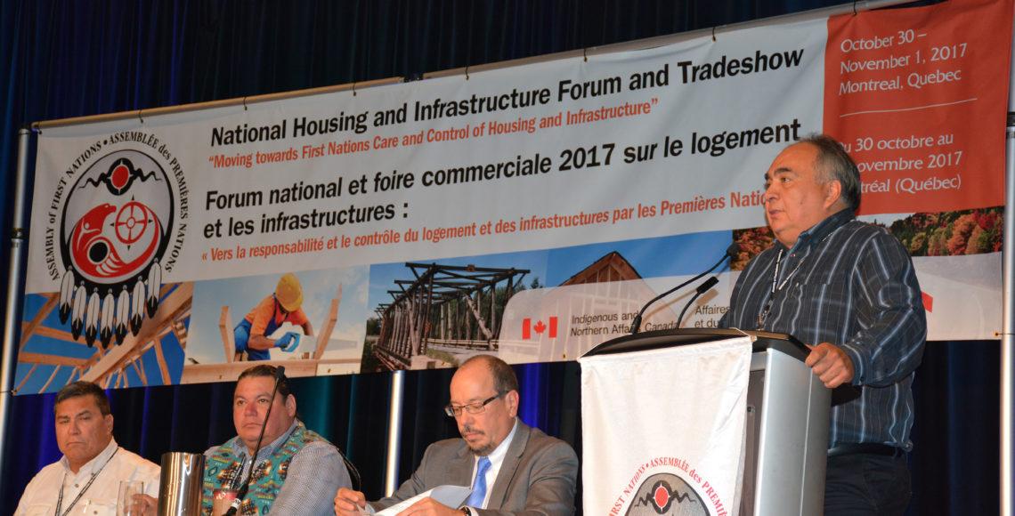 Walter Manitowabi Forum